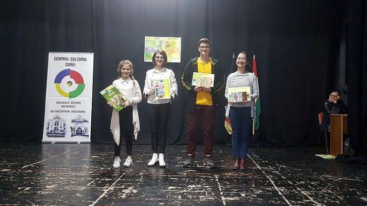 Rezultatele concursului de recitări organizat cu ocazia Zilei Internaţionale a Limbilor Materne, la Carei