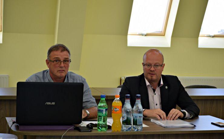 Kereskenyi a cerut conducerii Apaserv să îmbunătăţească serviciile și să acorde atenție lucrărilor făcute