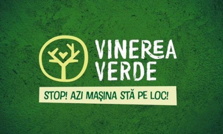 """Ministerul Mediului, Apelor și Pădurilor a lansat campania""""Vinerea Verde! Stop! Azi, mașina stă pe loc!"""""""