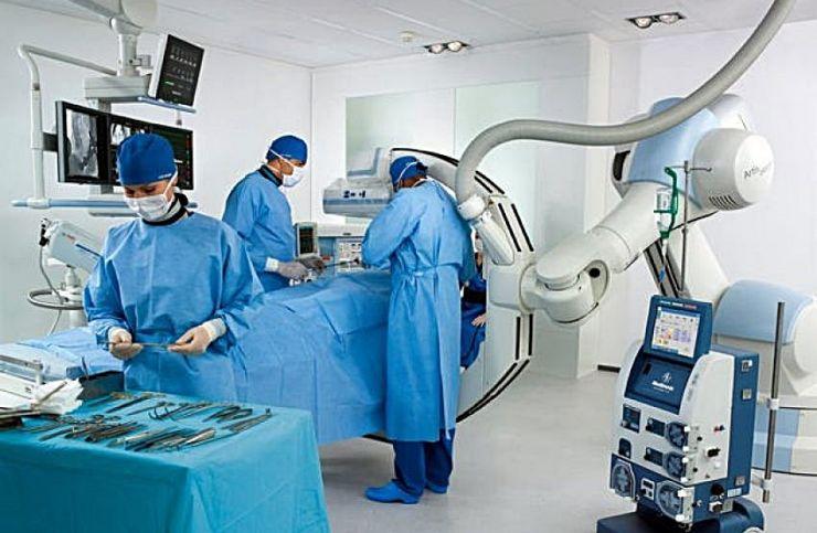 Avem ANGIOGRAF. Noul aparat medical, vital pentru cardiaci, a ajuns la Spitalul Judeţean