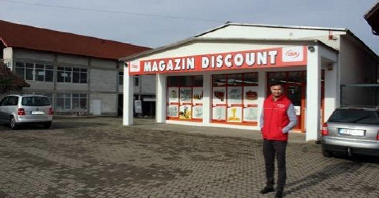 CBA Nord Vest a deschis un magazin în Negrești Oaș