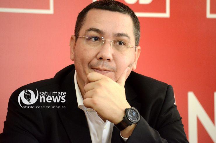 Victor Ponta, audiat la Tribunalul Satu Mare, în procesul lui Mircea Govor