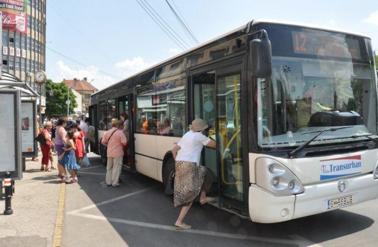 Modificări de trasee și programul Transurban de Zilele Orașului Satu Mare 2018