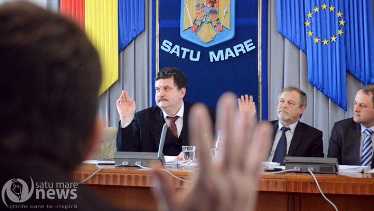 Pataki Csaba, reales președinte al organizației județene UDMR Satu Mare