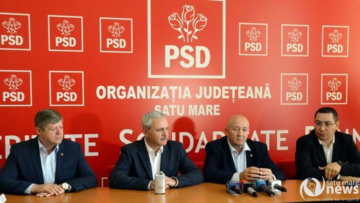 """Ștef, acuzat de Dragnea și Ponta că nu-și dorește fotoliul de primar, ci un post la Consiliul Județean. """"Asta înseamnă că păcălești oamenii!"""""""