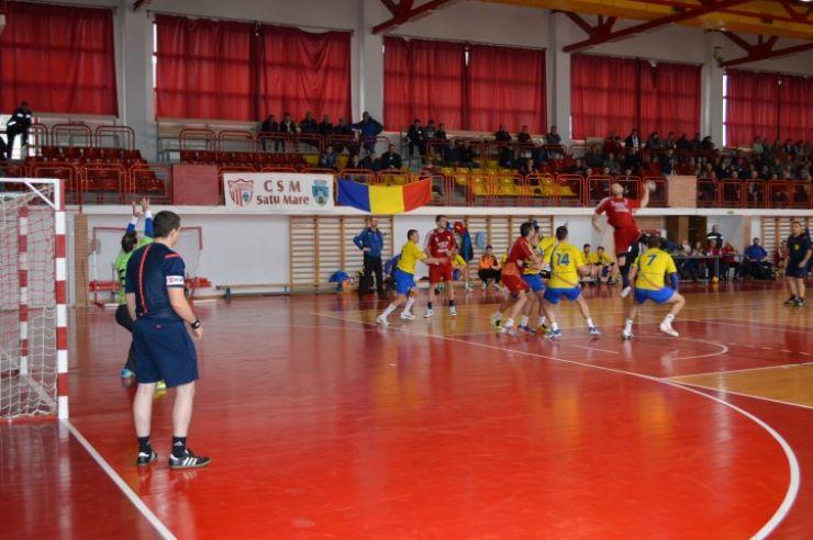 Handbal. CSM Satu Mare - CSM Făgăraș 29 - 26