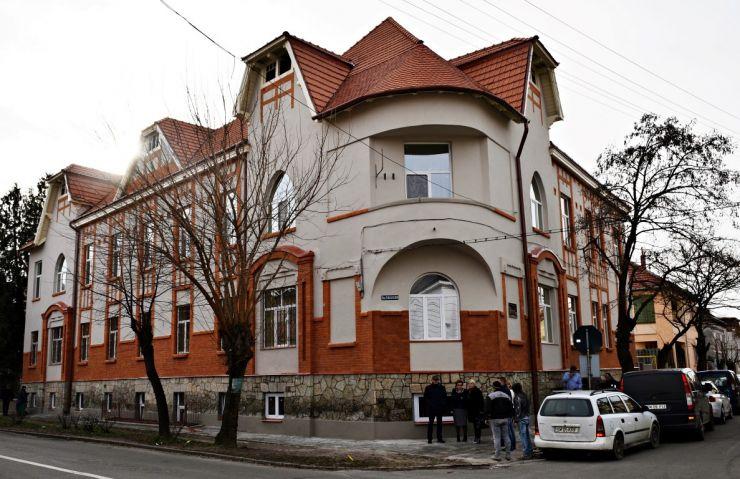 """Internatul Colegiului Național """"Kölcsey Ferenc"""", modernizat"""