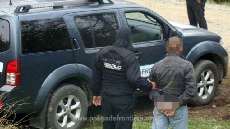 Sătmărean condamnat pentru furt, prins în Vama Urziceni