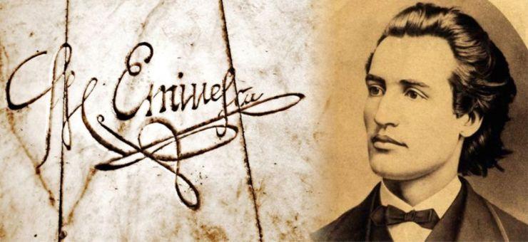 """Trupa de teatru Arttis """"Iosif Ahmed"""" va prezenta un colaj din versurile lui Mihai Eminescu"""