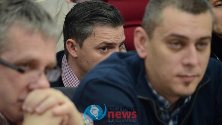 """Magyar Lorand: Băbuț """"face angajamente fără acoperire"""" și """"visează la un buget fantezist"""""""