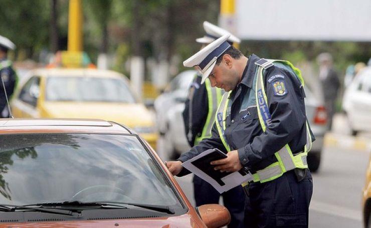 Poliția nu doarme nici în weekend. Amenzi de zeci de mii de lei și șoferi lăsați fără permis