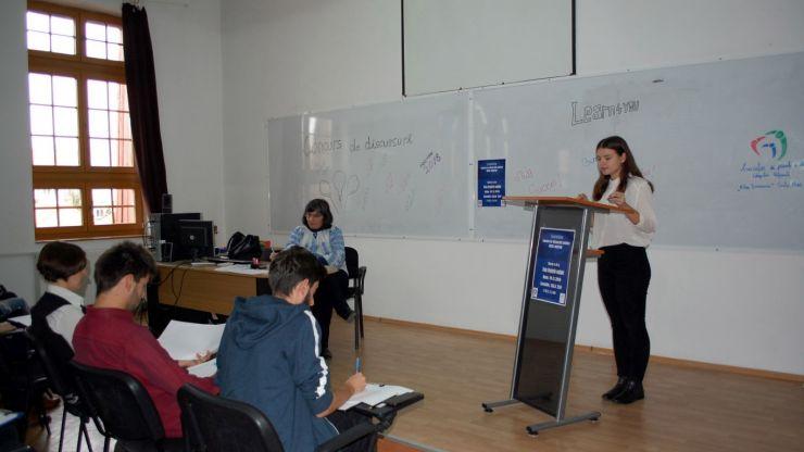 """Learn4You"", la Colegiul Național ""Mihai Eminescu"""