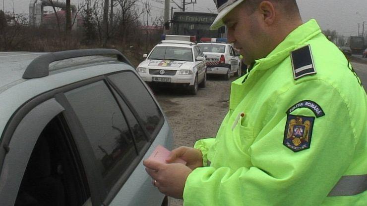 Pericol public în trafic: Un șofer din Certeze și unul din Satu Mare, amendați de polițiști