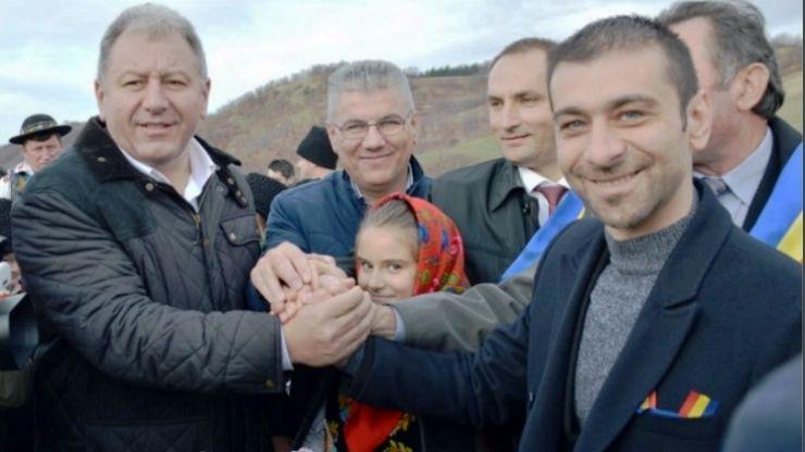 A fost inaugurat Drumul Unirii, care leagă Maramureşul de Bistriţa-Năsăud prin Munţii Ţibleşului