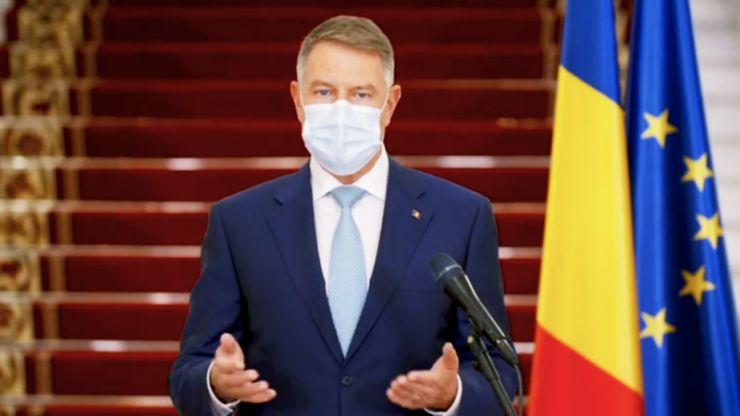"""Klaus Iohannis: """"Începând din semestrul doi, din 8 februarie, majoritatea școlilor se vor redeschide"""""""