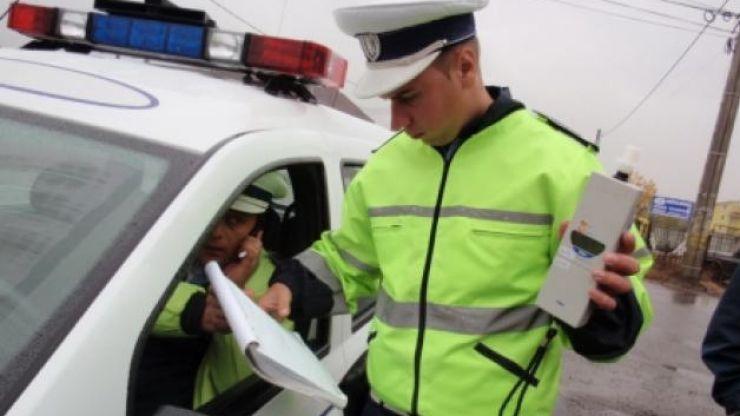 Un negreștean a acroșat un ansamblu de vehicule și a refuzat recoltarea probelor biologice