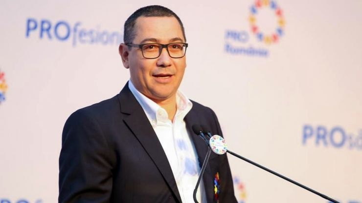 Victor Ponta vine la Satu Mare