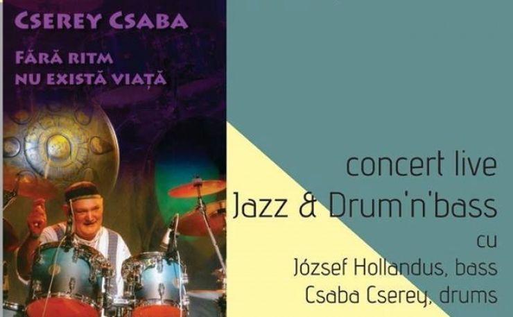 Lansare de carte și concert live Jazz & Drum'n'bass, la Downtown Pub