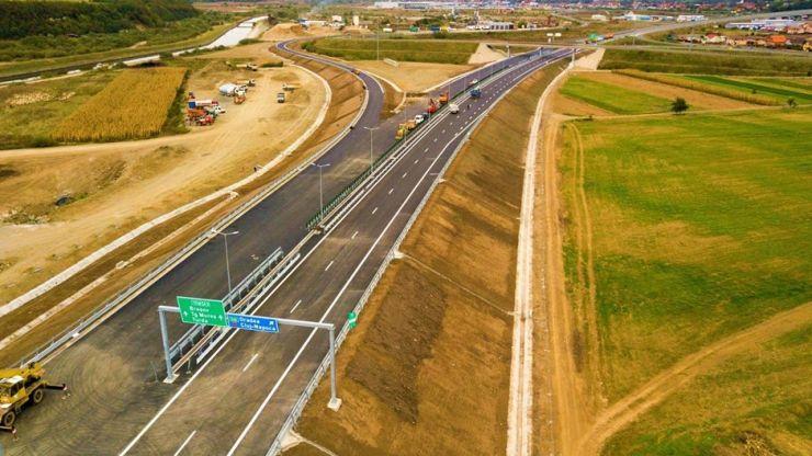 Gilău-Nădășelu va fi conectată la Autostrada Transilvania. La sfârșitul lunii se va face recepția lucrărilor