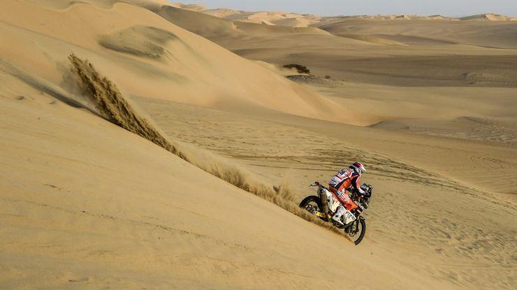 Dakar 2018 | Emanuel Gyenes, locul 35 în etapa a treia