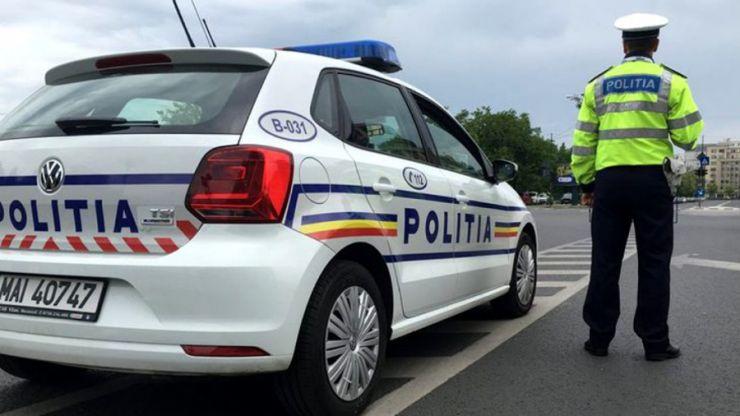 O femeie (35 ani) din Negrești-Oaș, prinsă beată la volan