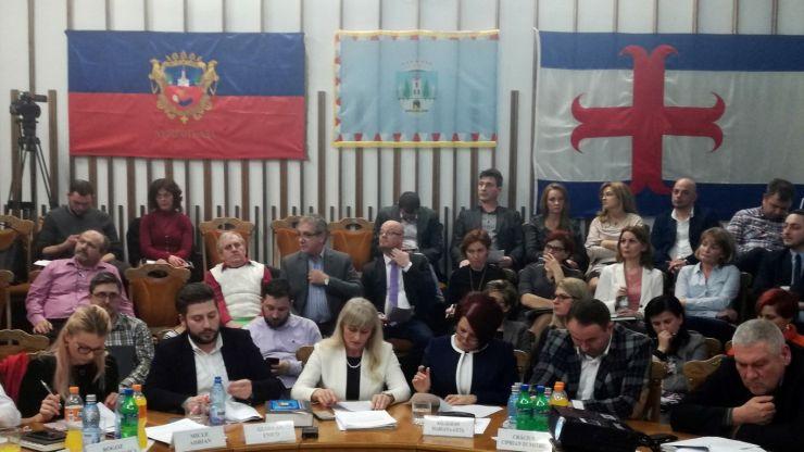Noii consilieri locali PSD Glodean Enicő și Mariana Sălăgean au depus jurământul