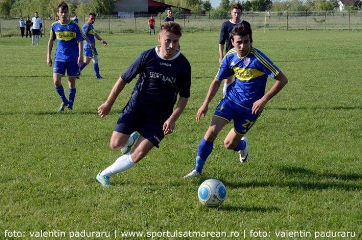 Fotbal. Adrian Marinaș va juca în campionatul Ungariei