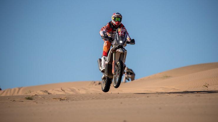Dakar 2020 | Mani Gyenes, lider la clasa Malle Moto - Original și după etapa 2