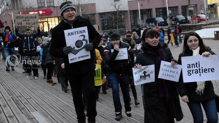 Poziția primarului Kereskenyi Gabor privind protestele și modificarea Codului Penal