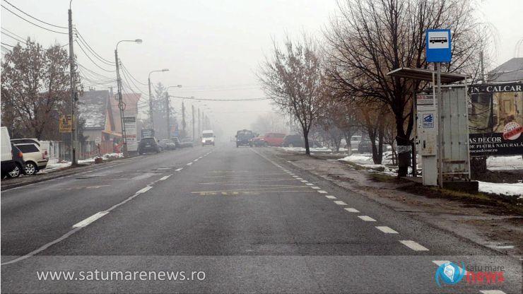 După plombarea gropilor de pe podul Decebal, specialiștii Apaserv trec la plombarea principalelor bulevarde