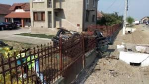 Accident soldat cu moartea a șase persoane, la intrare în orașul Ardud