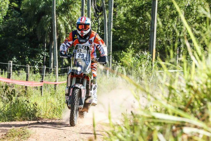 Dakar 2017 | Emanuel Gyenes #29 a încheiat ziua 2 pe locul 28
