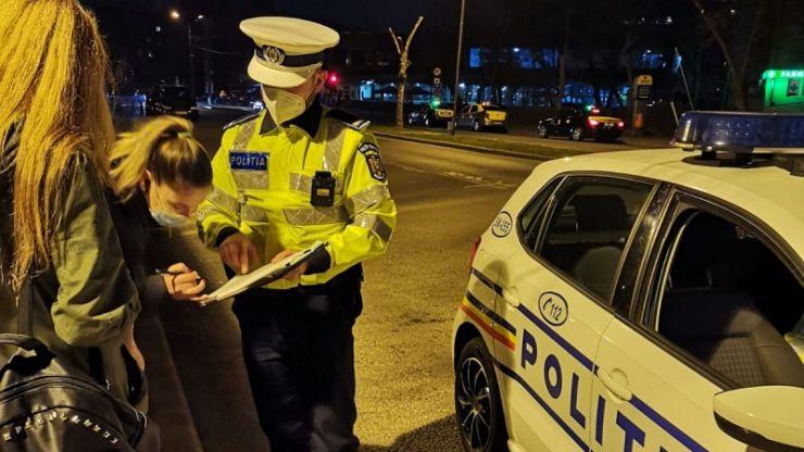 COVID-19 | Ample acțiuni ale polițiștilor în județ