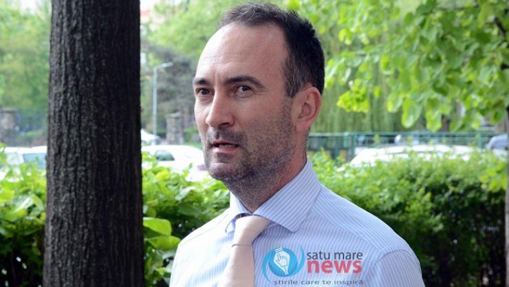 """Cosmin Rațiu: """"Dacă sătmărenii vor considera că merit să candidez, îmi voi anunța candidatura ca și independent"""""""