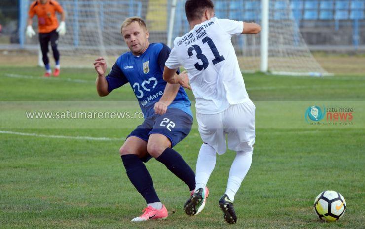 Liga 3 | Etapa 6 | FC Unirea Tăşnad - Minaur Baia Mare, sâmbătă, ora 17:00