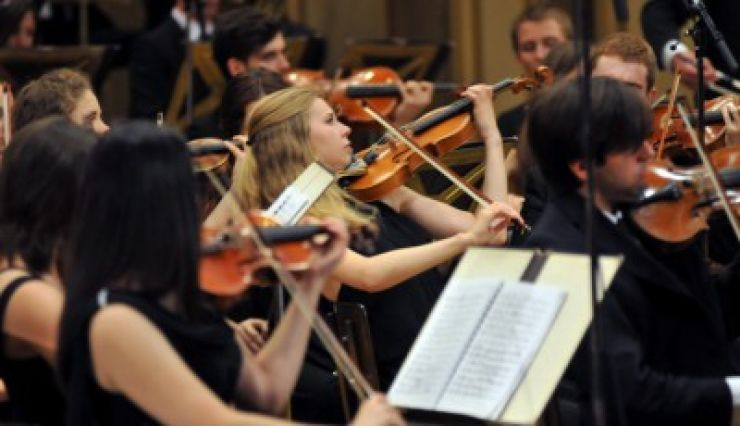 Concert extraordinar al Orchestrei de Cameră Franz Liszt din Budapesta