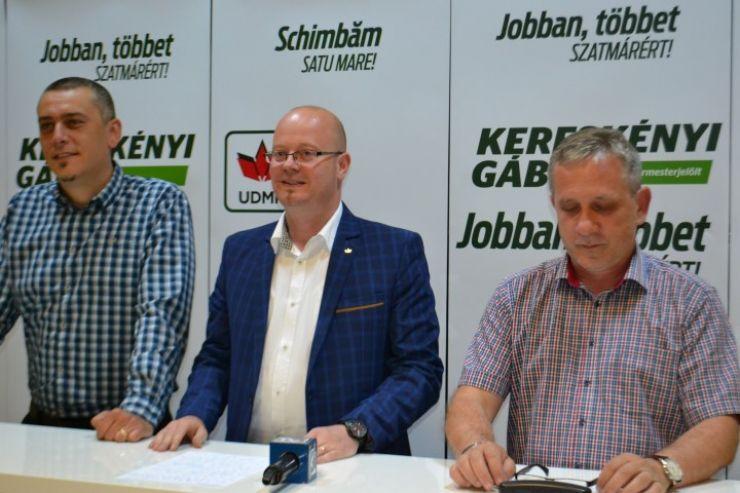 """Kereskenyi Gabor: """"Convocarea ședinței de mâine reprezintă un act huliganic din partea primarului PSD"""""""