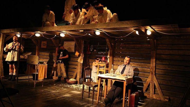 Teatru | Orb de mină, un spectacol cu intrare liberă la Casa de Cultură a Sindicatelor