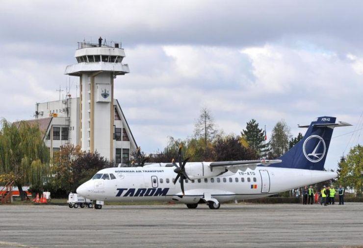 Aeroportul Satu Mare preia curse de la Baia Mare
