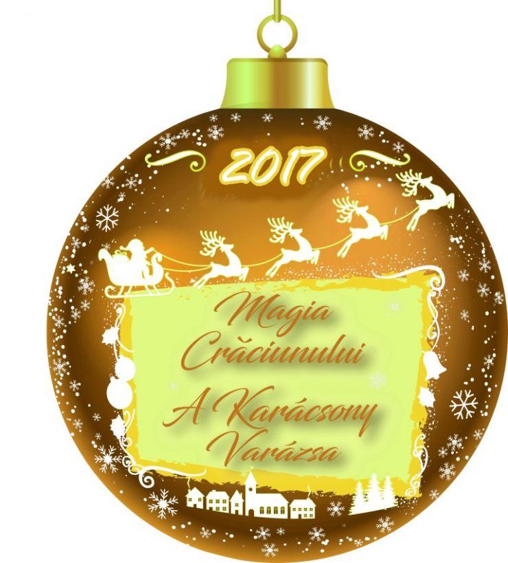 Programul Festivalului Magia Crăciunului 2017