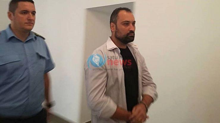 Criminalul din Apa, Răzvan Rentea, a atacat sentința Tribunalului Satu Mare