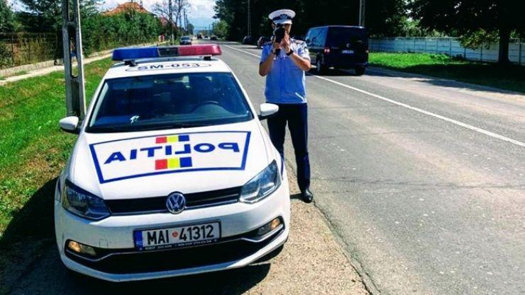 Polițiștii rutieri au reținut 39 de permise de conducere în cadrul Proiectului ROADPOL - Safety Days