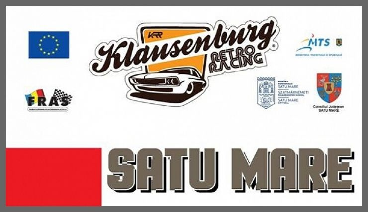 Klausenburg Retro Racing, în weekend, la Satu Mare