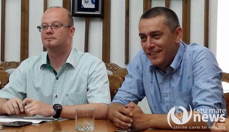 Ministrul Dezvoltării, Sevil Shhaideh are pe masă contractul pentru cel de-al treilea pod