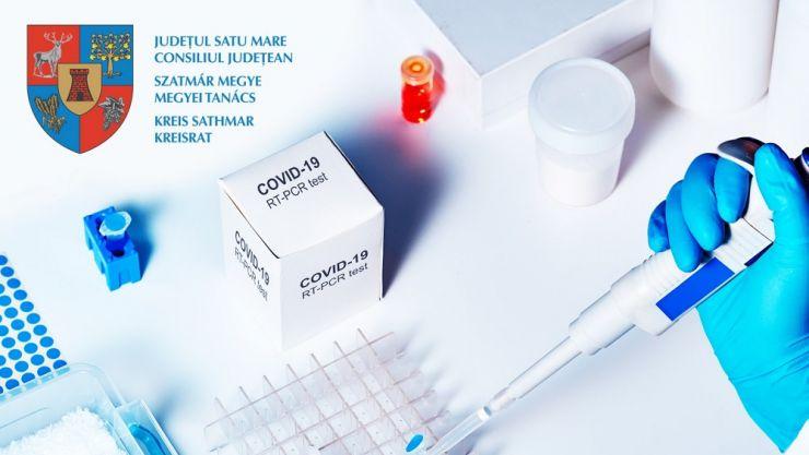 Spitalul Județean de Urgențe Satu Mare a devenit centru de testare pentru coronavirus