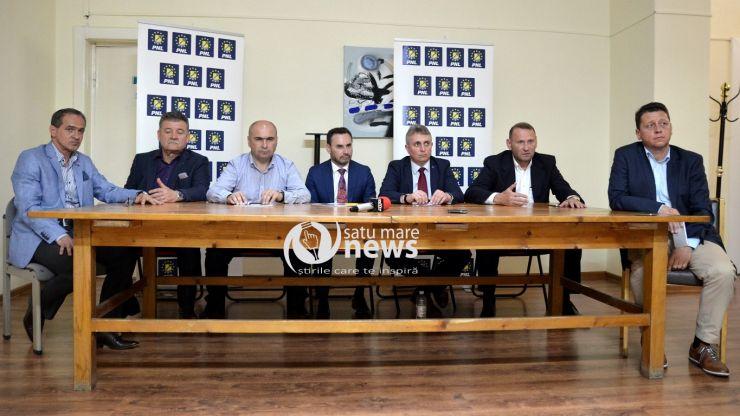 Ludovic Orban e susținut la șefia PNL de majoritatea președinților organizațiilor din nord-vestul țării