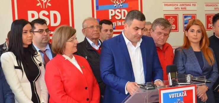 """Președintele PSD Satu Mare vrea să se retragă din funcție: """"Consider că a fost suficient cât a fost"""""""