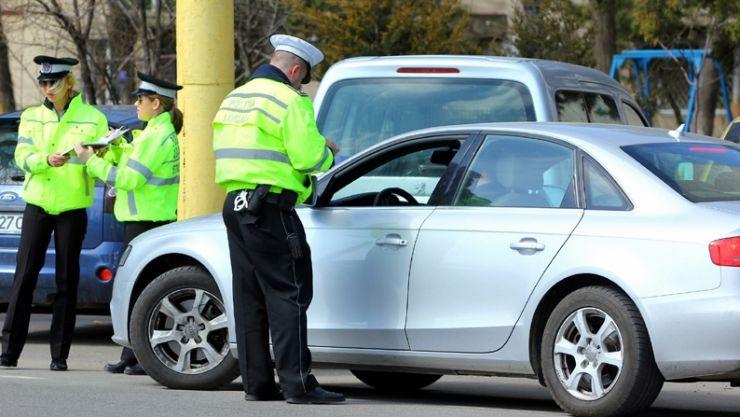 Pericol în trafic. Șoferi beţi sau drogați au fost depistaţi în trafic