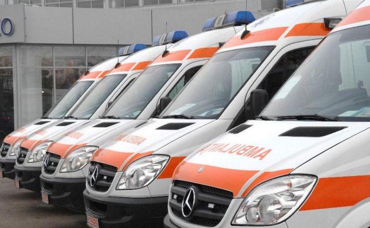 Ambulanțierii din Satu Mare intră în grevă