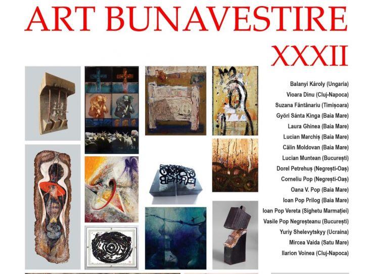 Expoziția Art Bunavestire ajunge la a 32-a ediție